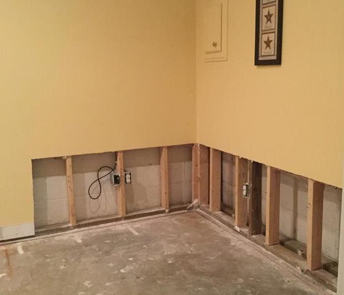 Water Damage turns to Mold Damage  After