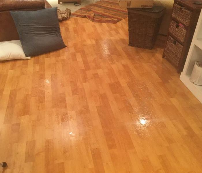 Water Damage in Home - Pikeville, KY