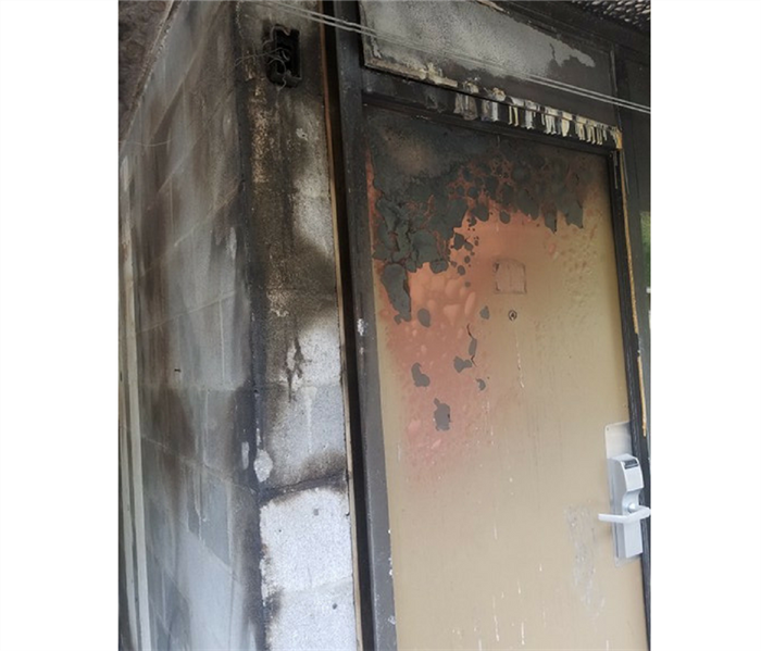 Commercial Property Fire Damage
