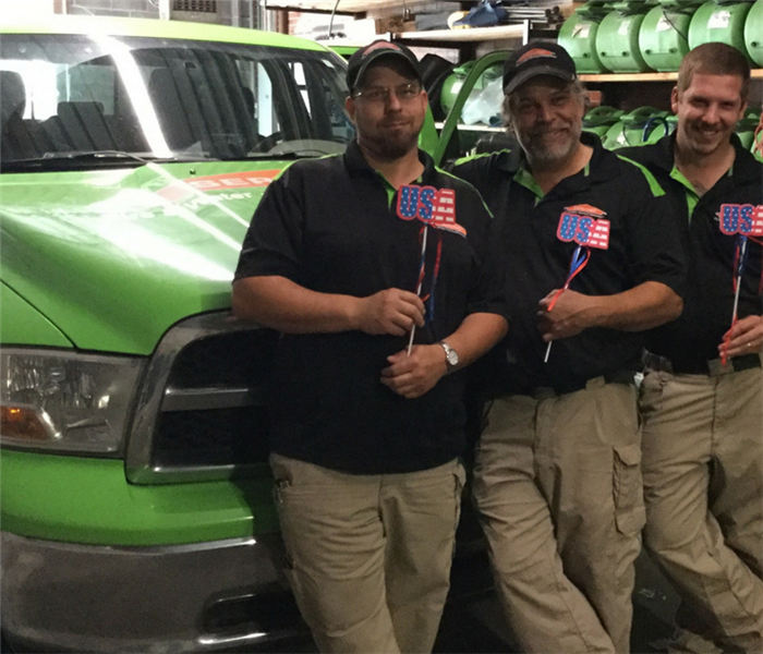 General Residents of Pike, Floyd, & Knott Counties: our CREW is hero-ready to help you!