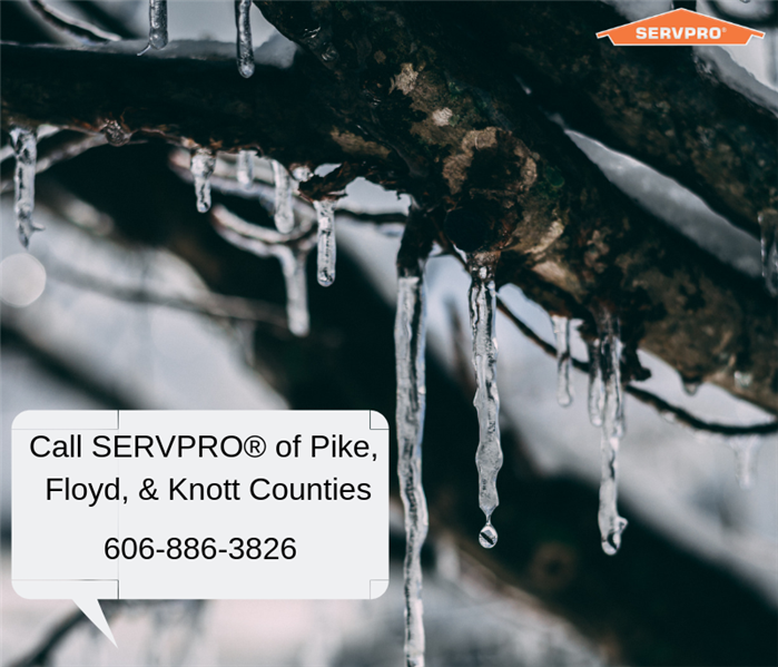 Why SERVPRO What To Do When Pipes Freeze (Water Damage Can Ensue)