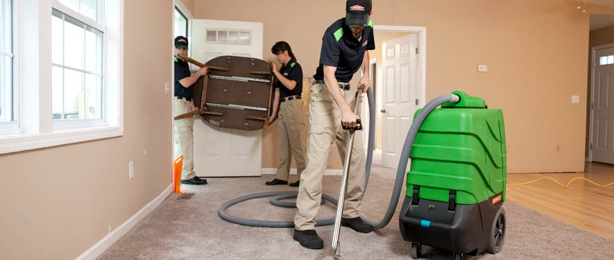 Pikeville, KY residential restoration cleaning